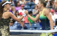 Nadal bại trận trước Nishikori, hai nhà vô địch nam nữ bị loại