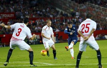 Real Madrid gục ngã trước Sevilla