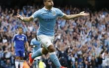 Vùi dập Chelsea, Man City giành lại ngôi đầu