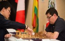 Kỳ thủ Lê Quang Liêm dẫn đầu Giải Cờ vua triệu phú