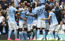 Man City độc diễn ở vòng đấu sát chủ