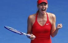 Vướng doping, Sharapova vẫn có tên dự Olympic