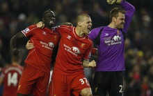 Balotelli nổ súng, Liverpool hạ Tottenham ở Anfield