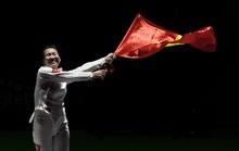 Lệ Dung và Trần Thị Len giành thêm 2 HCV đấu kiếm