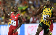 Usain Bolt thống trị cự ly 100m tại Giải Điền kinh vô địch thế giới