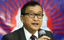 Quốc hội Campuchia công nhận thủ lĩnh thiểu số Sam Rainsy