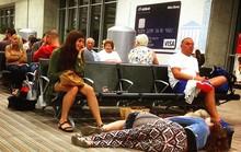 Mẹ con người Đức sống hơn 1 năm trong sân bay Cyprus