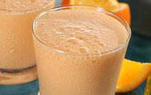 Sữa pha nước trái cây: Song kiếm hợp bích
