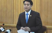 Tân Chủ tịch Hà Nội Nguyễn Đức Chung bộc bạch suy nghĩ tâm huyết