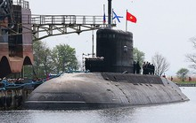 Nga hạ thủy tàu ngầm Kilo 636 cuối cùng đóng cho Việt Nam