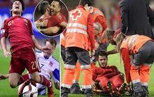 Tây Ban Nha giành vé dự Euro 2016, Man City lại mất sao