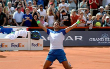 Đăng quang ở Hamburg Open, Nadal lập kỷ lục mới trên sân đất nện