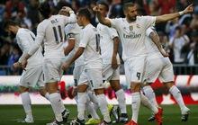 """Nhận tài trợ tỉ bảng, """"đại gia"""" Real Madrid lại giàu thêm"""