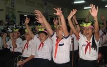 Hội trại Xuân dành cho con CNVC-LĐ