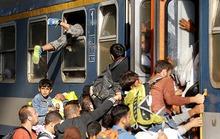 Người di cư chia đôi châu Âu