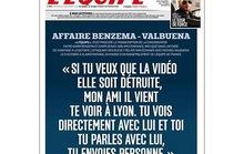 Chứng cứ mới chống lại Benzema