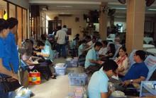 Gần 250 CNVC-LĐ hiến máu tình nguyện