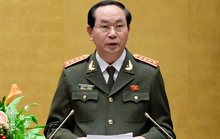 Bộ trưởng Trần Đại Quang: Xử lý nghiêm đối tượng kích động khủng bố