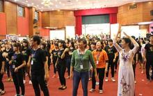 Cùng nhảy flashmob vì trẻ điếc
