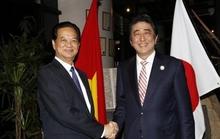 Nhật tăng viện trợ cho Việt Nam lên mức kỷ lục 2,5 tỉ USD