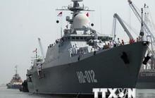Nga sẵn sàng lắp tên lửa hành trình cho chiến hạm của Việt Nam
