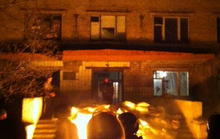 Ukraine ra lệnh cho cảnh sát trấn áp dân
