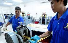 Nhà máy in tiền quốc gia được sản xuất vàng miếng