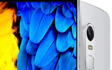 Vibe X3 loa strereo, chíp âm thanh chuyên dụng, camera 21 MP