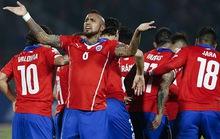 Rượt đuổi tỉ số, Mexico hòa thót tim 3-3 với Chile
