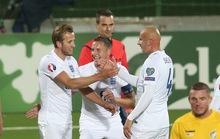 Anh toàn thắng, Nga và Slovakia giành vé dự VCK Euro