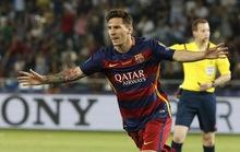 9 bàn thắng ở Tbilisi, Barcelona giành Siêu cúp châu Âu