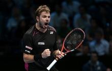 Loại Murray, Wawrinka chờ bán kết toàn Thụy Sĩ