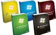 Microsoft ngừng hỗ trợ Windows 7
