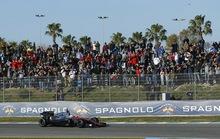 Cựu vô địch thế giới Fernando Alonso gặp nạn trên đường đua