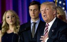 Con rể tỷ phú Trump bất ngờ hứng bão vì bảo vệ bố vợ