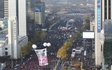 Hàn Quốc: 1 triệu người biểu tình đòi tổng thống từ chức