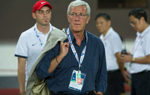HLV Lippi sẽ dẫn dắt tuyển Trung Quốc