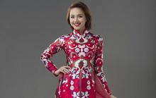 Sao Việt rạng rỡ với áo dài xuân