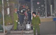 Cháy lớn tại quán karaoke 6 tầng ở Quảng Ninh