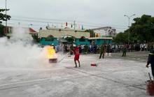 Kiên Giang thiệt hại 24 tỉ đồng do cháy