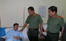 Thăng quân hàm cho 3 cán bộ, chiến sĩ hy sinh trong vụ nổ
