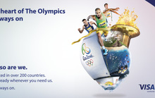 Visa đưa thanh toán điện tử đến Olympic 2016