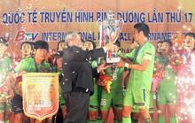 SHB Đà Nẵng vuột ngôi vô địch BTV Cup 2016