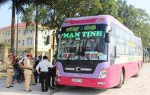 Bắt xe 46 chỗ nhồi nhét tới 71 hành khách