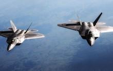 Tiêm kích siêu khủng F-22 Raptor của Mỹ cô đơn ở Syria