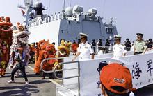 Trung Quốc - Campuchia lần đầu tập trận hải quân chung