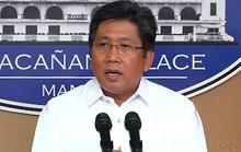 Philippines không đôi co với Trung Quốc về biển Đông