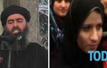 Vợ của thủ lĩnh tối cao IS bỏ trốn khỏi Iraq