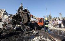 IS đánh bom bằng xe tải, 60 người thiệt mạng