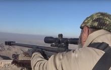 Tay súng bắn tỉa 62 tuổi giết 173 tên IS